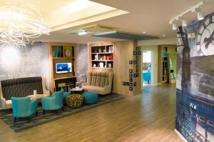 The lobby or reception area at Holiday Inn Darlington - NORTH A1M, JCT.59, an IHG Hotel