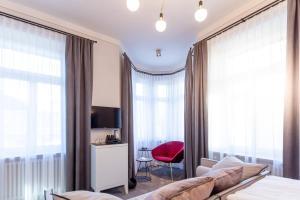 TV/Unterhaltungsangebot in der Unterkunft Villa Rein Boutiquehotel