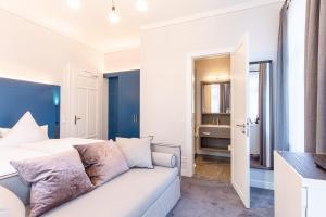 Ein Sitzbereich in der Unterkunft Villa Rein Boutiquehotel