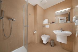 Ванная комната в Spa Hotel Felicitas