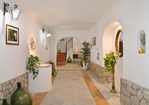 Hall o reception di Antico Monastero Di Anacapri