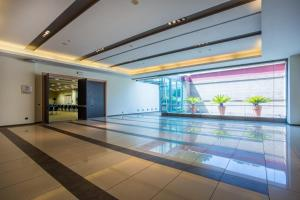 The swimming pool at or near Crowne Plaza Rome St. Peter's, an IHG Hotel