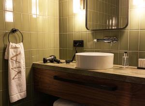 חדר רחצה ב-Hotel Mai Amsterdam