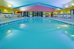 The swimming pool at or near Crowne Plaza Springfield Convention Center, an IHG Hotel