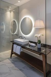 Ein Badezimmer in der Unterkunft Falkensteiner Balance Resort Stegersbach - Adults only