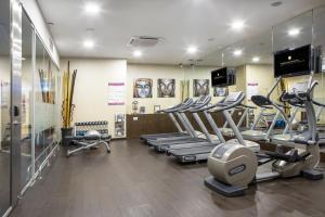 The fitness center and/or fitness facilities at InterContinental Porto - Palacio das Cardosas, an IHG Hotel