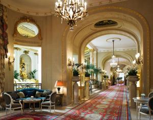 The lobby or reception area at The Ritz London