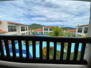 A view of the pool at Buzios Beach Resort Residencial 2501e2502 or nearby