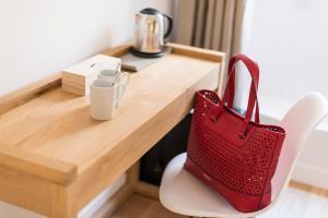 Coffee and tea-making facilities at Hotel Can Mostatxins