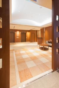 The lobby or reception area at ANA Holiday Inn Kanazawa Sky, an IHG Hotel