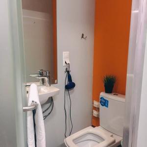 Ванная комната в Napoleon Hostel Moscow