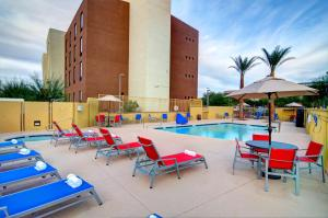 The swimming pool at or near Holiday Inn Express & Suites - Phoenix North - Scottsdale, an IHG Hotel