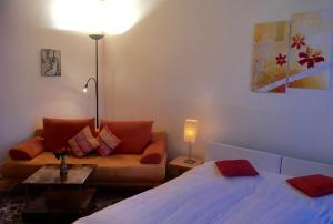 Ein Bett oder Betten in einem Zimmer der Unterkunft Apartment Philadelphia Vienna