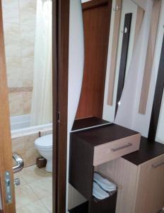 Ванная комната в Racu