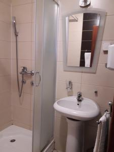 Kupatilo u objektu Stan na Dan Konstantin 2008