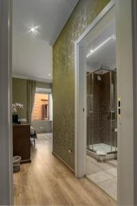 Bagno di BQ House Trevi Luxury Rooms