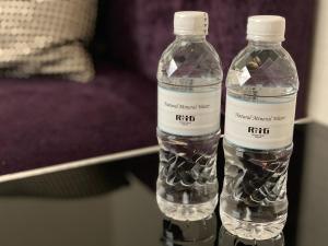 Drinks at Hotel Trusty Osaka Abeno