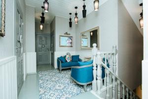 Гостиная зона в Грандъ Сова