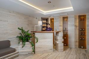 Лобби или стойка регистрации в Приморье Grand Resort Hotel 5*