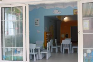A restaurant or other place to eat at Hydrele Beach Hotel & Village