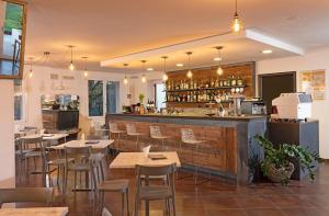 Salone o bar di Hotel Splendid Sole