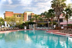 The swimming pool at or near Allure Resort International Drive - IHG Collection