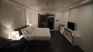 Zona de estar de Amihan Resort