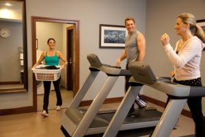 The fitness center and/or fitness facilities at Staybridge Suites - Pittsburgh-Cranberry Township, an IHG Hotel