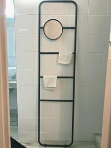 Ένα μπάνιο στο Loui Navarinou Comfy