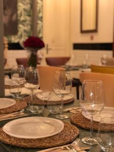 Un restaurante o sitio para comer en Hotel Emblemático Agáldar