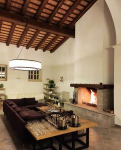 A kitchen or kitchenette at Boutique Hotel Can Pico