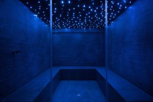 A bathroom at Hotel Splendide Royal