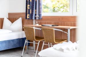 Гостиная зона в Hotel Fresh INN