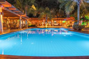 The swimming pool at or close to Hotel Atalaia do Mariscal