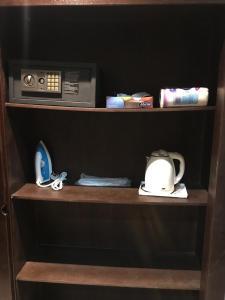 تلفاز و/أو أجهزة ترفيهية في فندق زهرة الياسر