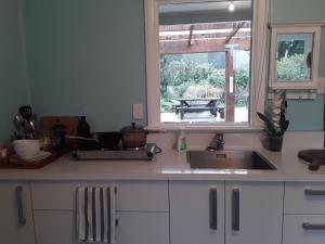 A kitchen or kitchenette at Hunter Farm