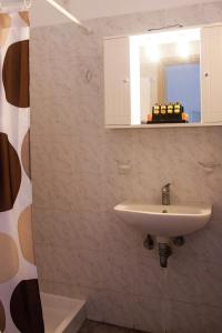Een badkamer bij Parasporos Village