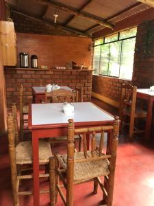 Un restaurante o sitio para comer en Jo´s Place