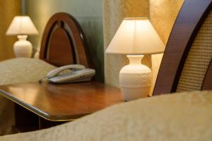 Гостиная зона в SV Hotel