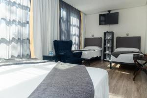 Royal Tennis Clubにあるベッド