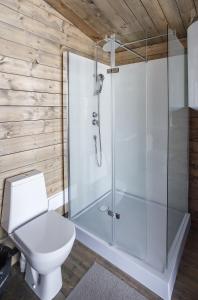 Ванная комната в Отель Камский Трофей