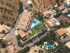 A bird's-eye view of Luxury Villa Albufeira