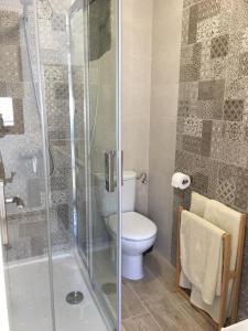 A bathroom at La Posada de Mijas