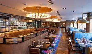 A restaurant or other place to eat at Hard Rock Hotel Dublin