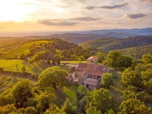 Vista aerea di Locazione Turistica Feritoie