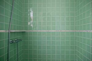 A bathroom at Casa da Travessa