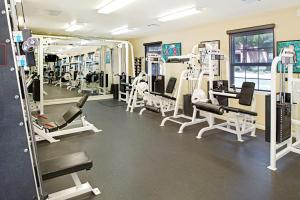 The fitness center and/or fitness facilities at Desert Paradise Resort By Diamond Resorts