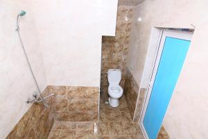 Um banheiro em Empe rial hostel