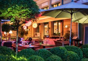 Ресторан / где поесть в Central Plaza