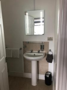 A bathroom at Swanage Haven Boutique Guest House